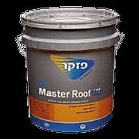Двухслойное финишное покрытие для гидроизоляции кровли Master Roof 22 кг