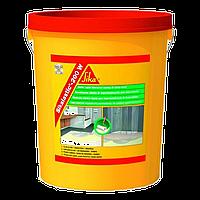 Эластичное гидроизоляционное покрытие для влажных помещений Sikalastic-200 W 5 кг