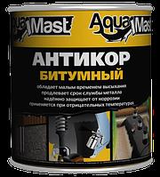 Мастика битумно-полимерная антикоррозионная AquaMast (Антикор битумный) 8 кг