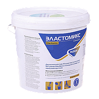 Двухкомпонентная битумно-полимерная эмульсия Elastomix 18 кг