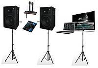 Аренда профессиональной караоке-системы Your day, 40 000 песен + звуковое оборудование