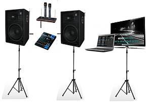 Аренда профессиональной караоке-системы, 82500 песен + звуковое оборудование