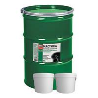 Битумная водоэмульсионная мастика ТехноНиколь №33 (Напыляемая) 200 кг