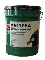 Мастика для кровельных и гидроизоляционных работ ТехноНиколь №31 20 л