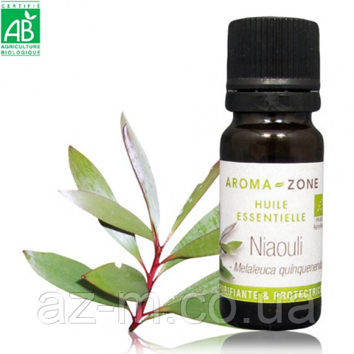 Найоли (Melaleuca viridiflora) эфирное масло