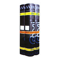 Битумно-полимерный рулонный наплавляемый материал СПОЛИ МОДЕРН СБС ХПП 3,0 15х1 м