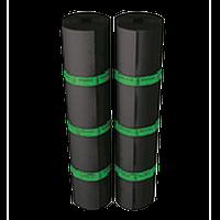 Битумный рулонный наплавляемый материал Бикроэласт ХПП 15 х 1 м зеленый, красный, серый