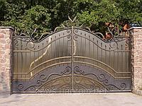 Ковка ворот, фото 1