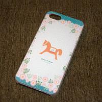 Чехол для iPhone 4,4s, Лошадка милый чехольчик на айфончик, фото 1