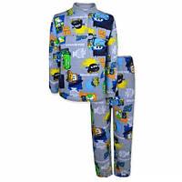 Пижама цветная, футер, 122-128