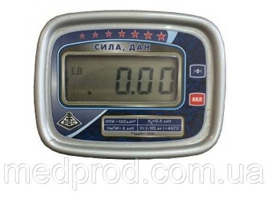 Динамометр электронный ДМЭР-120 кистевой силомер медицинский