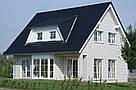 Кирпич клинкерный Quebec жемчужно-белый рифленый NF, фото 5