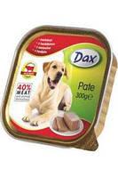 Паштет Dax® (Дакс, Венгрия) для собак с добавл. говядины 40%, 300г.
