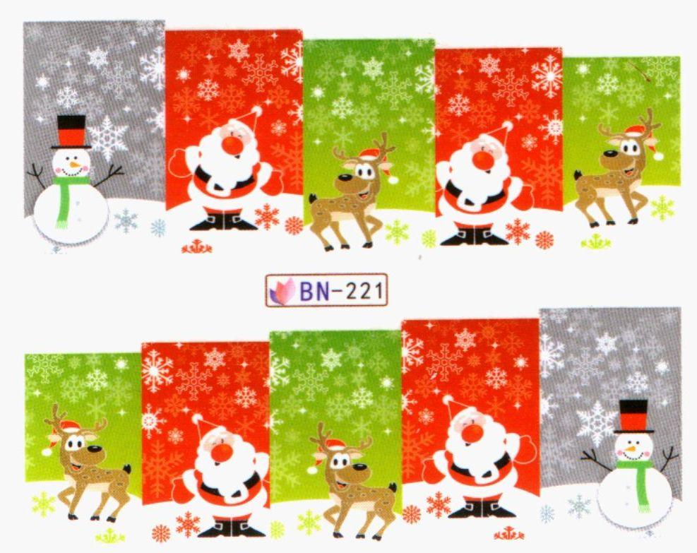 Слайдер новогодний BN-221