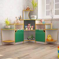 Игровая мебель для детского сада «Уголок живой природы угловой»