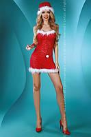 Эротический игровой костюм Christmas Star LC размер S/M, L/XL
