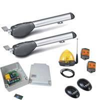 Автоматика  ROGER KIT R20/310 для распашных ворот с концевыми выключателями