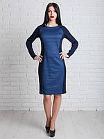 Стройнящее женское платье