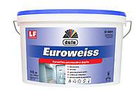 Фарба дисперсійна Dufa Euroweiss 1л