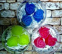 Набор №5 Бутоны роз в тубусе HandMade