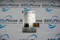 Дисплей для мобильного телефона LG GD510 / GX500 / KM555