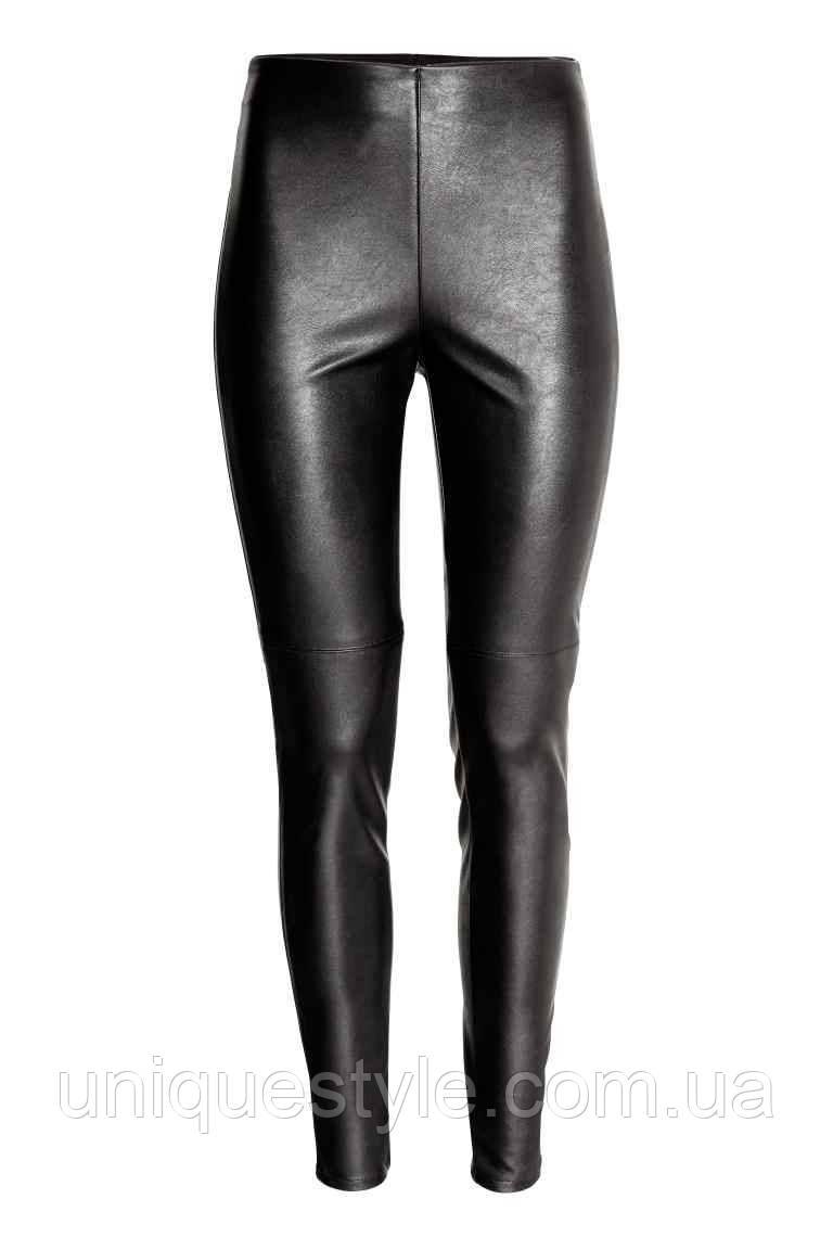 Женские брюки кожзам доставка