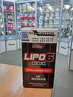 Nutrex Lipo-6 Black Ultra Concentrate 60 капс топ жиросжигатель США