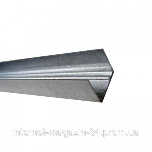 Профиль для гипсокартона UD 27 3 м - KVADRATNYI METR в Харькове