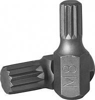 """Бита 10мм """"SPLINE"""", М8, 30 мм S2 материал    Jonnesway   D10M30M08A"""
