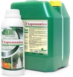 Питательный раствор для  гидропоники.10 л.Концентрат.