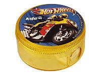 Точилка с контейнером кругл. Hot Wheels /24/720/960/