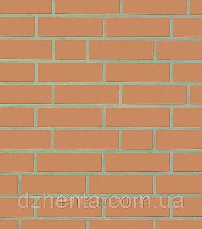 Кирпич клинкерный Sorrento желто-оранжевый NF