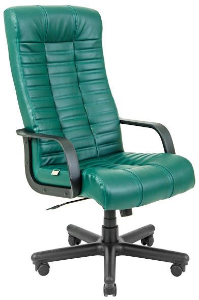 Кресло Атлант пластик механизм Tilt кожзаменитель Флай-2215 (Richman ТМ)