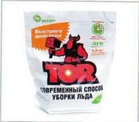 Средство для уборки льда TOR 1,8кг (б/действия, до 35 кв.м.)