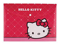 Папка на кнопке, А4 Hello Kitty /12/480/960/