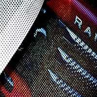 Печать на баннерной сетке 450 г/м