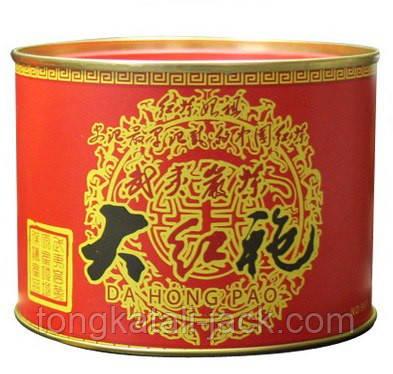 Да Хун Пао чай в банке, 50 гр.