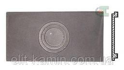 Чугунная плита Halmat P4 H2604 (630x325)