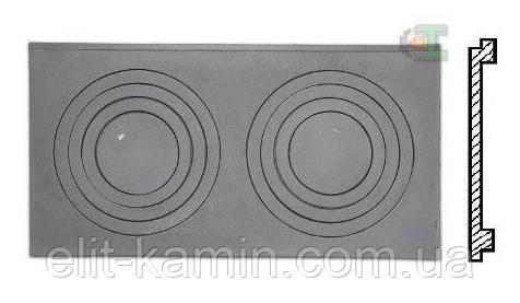 Варочная плита Halmat P2 H2602 (600x310)