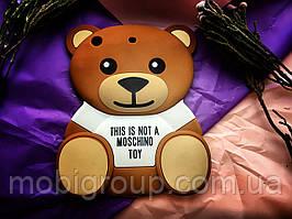 Силиконовый чехол медведь MOSCHINO для iPad MINI 1/2/3