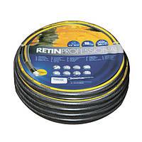 Шланг садовый Tecnotubi для полива Retin Professional диаметр 1/2 Длина 50 м. (RT 1/2 50)