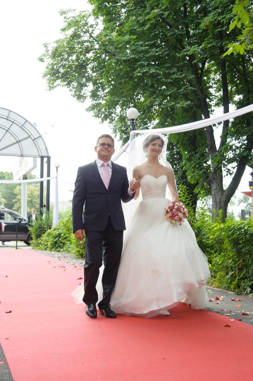 Свадьба Марины и Юрия 3