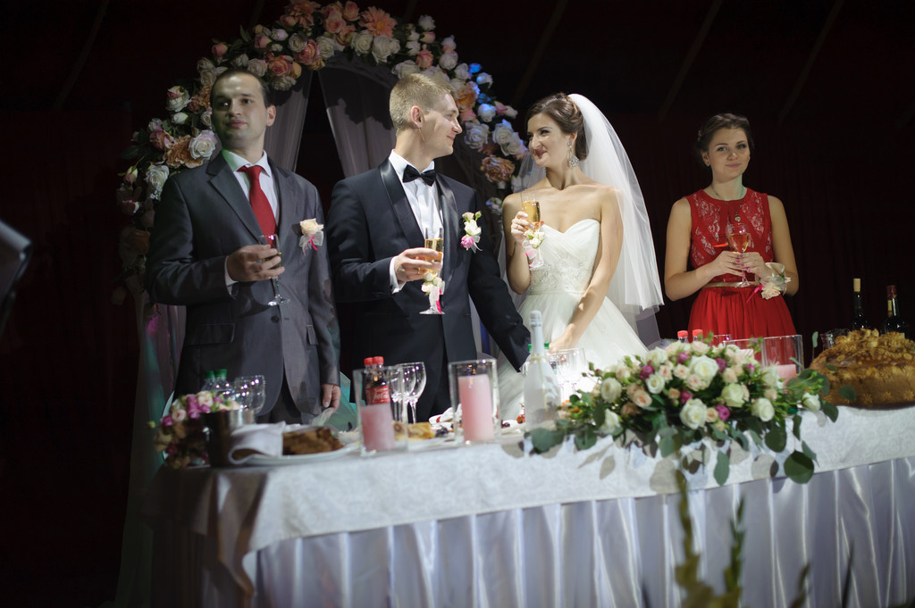 Свадьба Марины и Юрия 4
