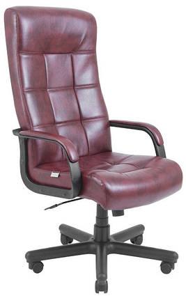 Крісло Вірджинія пластик Титан Бордо (Richman ТМ), фото 2