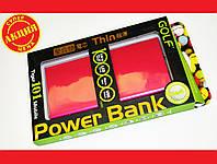 Power Bank GOLF GF-101 на 10000 mAh, фото 1