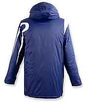 Куртка Зимняя (удлиненная) Europaw TeamLine темно-синяя, фото 3