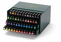 Набір капілярних ручок Brush, 48 кольорів в подарунковій упаковці