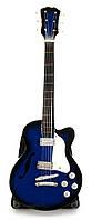 Гитара Gibson из дерева сувенир