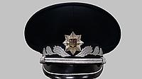 Фуражка генерала полиции Украины