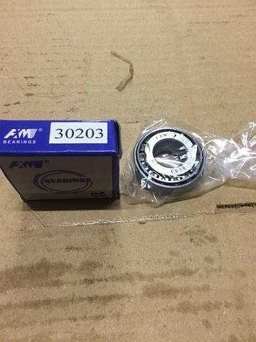 Подшипник FXM 7203 (30203)